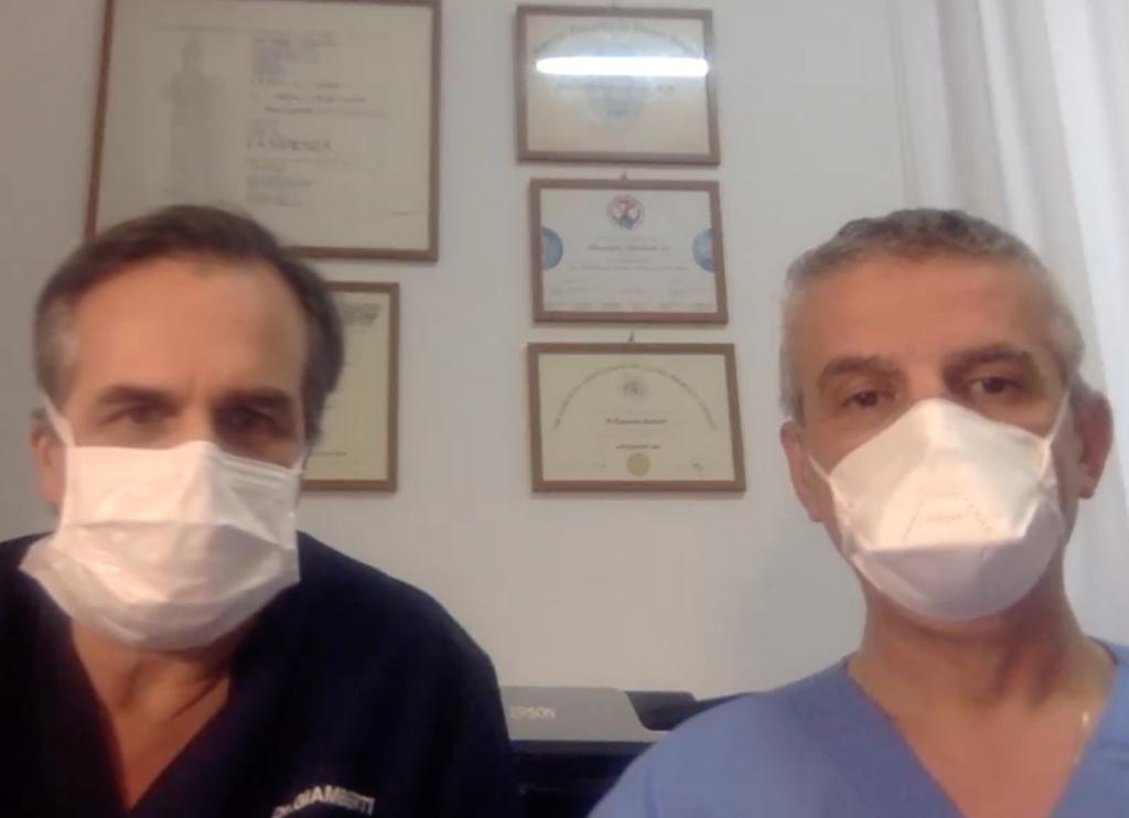 Aggiornamenti dal Dott. Chessa e dal Dott. Giamberti
